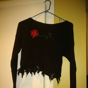 Brand New with tags cropped sweater